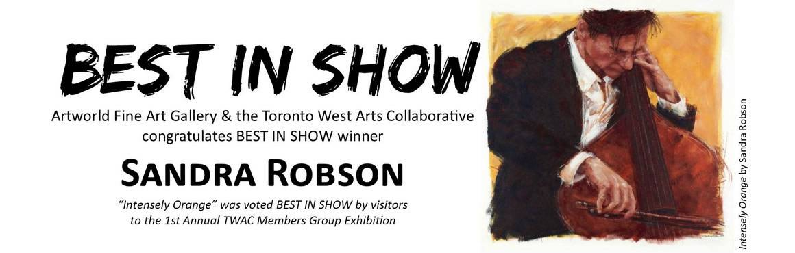 First Annual TWAC Member Group Exhibition Best In Show