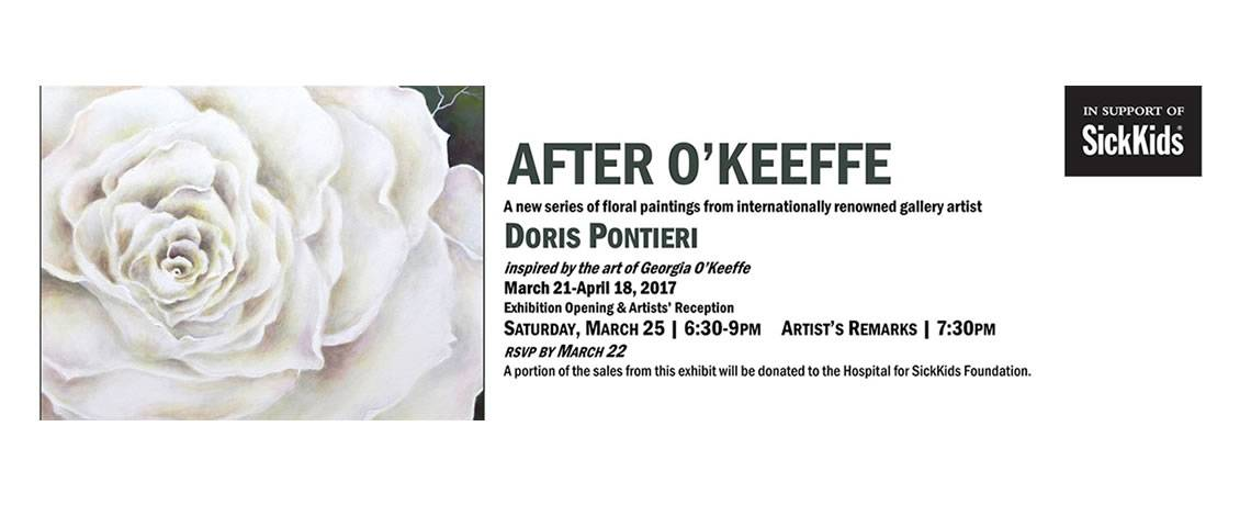 Doris Pontieri – After O'Keeffe