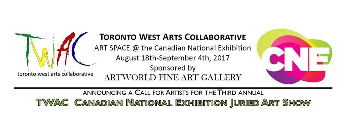 TWAC CNE Juried Art Show 2017