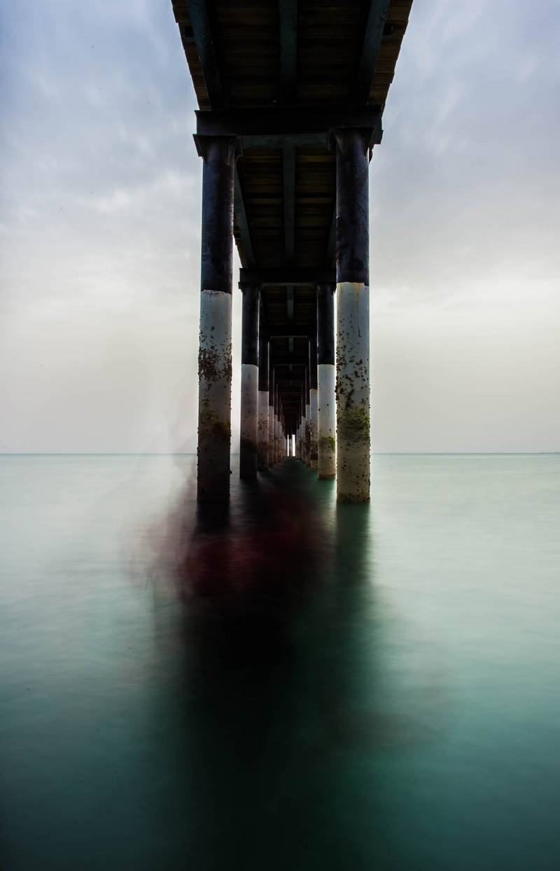 Ramzi Khalil - Ghosts Within - 30x20 - Photography
