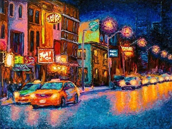 Michelle Jursa – Behind my Paintings